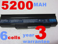 5200mAh Laptop Battery AS09C31 AS09C71 AS09C75 For Acer Extensa 5235 5635 5635G 5635ZG ZR6 5635Z for GateWay NV42 NV44 NV48