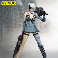 1/6 Scale SET017 COSPLAY Neil Mechanical Era Female Sexy Miss Sister Sculpt Model 12' Full Set Action Figure Dolls Toys