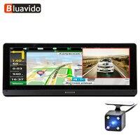 Bluavido 8 4G Android GPS Navigation ADAS Full HD 1080P Car DVR Camera WiFi remote Monitor BT 4.0 auto Video Recorder Dash cam