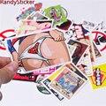 100 ШТ. Смешанные Случайные музыкальный фильм Винил Скейтборд Гитара Футляр наклейка игрушки наклейка Симпатичные Наклейки моды смешные каракули наклейки
