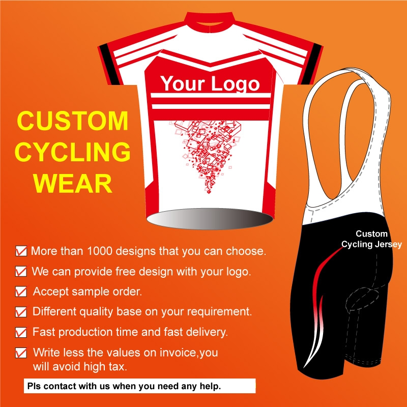 OEM service 2017 high quality cycling clothing/jersey bike men/custom sublimation bicycle bib shorts base on your requirement