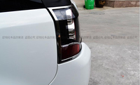 Tracking Rear Tail Light Lamp Cover Trim For LAND ROVER Freelander 2 2012 2015