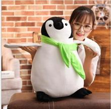 WYZHY Cute penguin doll soft body sleeping pillow girl child birthday gift cute 20CM