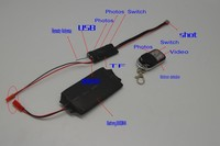 S01 Neueste Drahtlose 2,4G Mini Kamera Modul Board DIY Camcorder Fernbedienung HD Home Security Mini Micro DVR Video Freeshiping