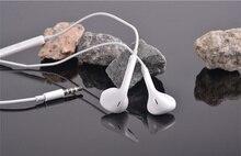Универсальный проводной гарнитура Inear с футляром микрофон Super Bass Наушники для iPhone Xiaomi Mp3 samsung наушники Fone De Ouvido