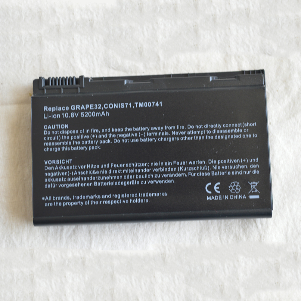 laptop battery For Acer Extensa 5210 5230 5420 5610 5620Z 7220 5220 5235 5620 5630 7620 5620G <font><b>5630G</b></font> 7620G 5420G 7620Z image