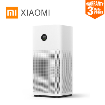 Now Xiaomi Mi Air Purifier 2S sterilizer addition to Formaldehyde cleaning Intelligent Household Hepa Filter Smart APP WIFI RC лоток для бумаг вертикальный металлический