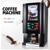 33 SC Instant Coffee Maker Commercial Automatic Coffee Maker Juice/ Milk Tea Maker In One Machine (Hot And Cold Drinks)