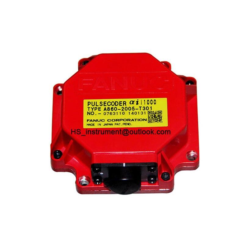 Новое и оригинальное Fanuc A860 2005 T301 кодер двигателя сервоконтроллер импульса кодер