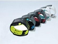 เดิมNik eนาฬิกานาฬิกาสปอร์ตจีพีเอสRunสมาร์ทกีฬาวิ่งเซ็นเซอร์Pedometerนาฬิกา50เมตรกันน้ำเช่นดีเซลนาฬิกา