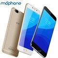 "Umi z smartphone 4g smartphones 5.5 ""mtk helio x27 deca-core 4 gb + 32 gb android 6.0 mp + 13.0mp câmeras carga rápida telemóvel"