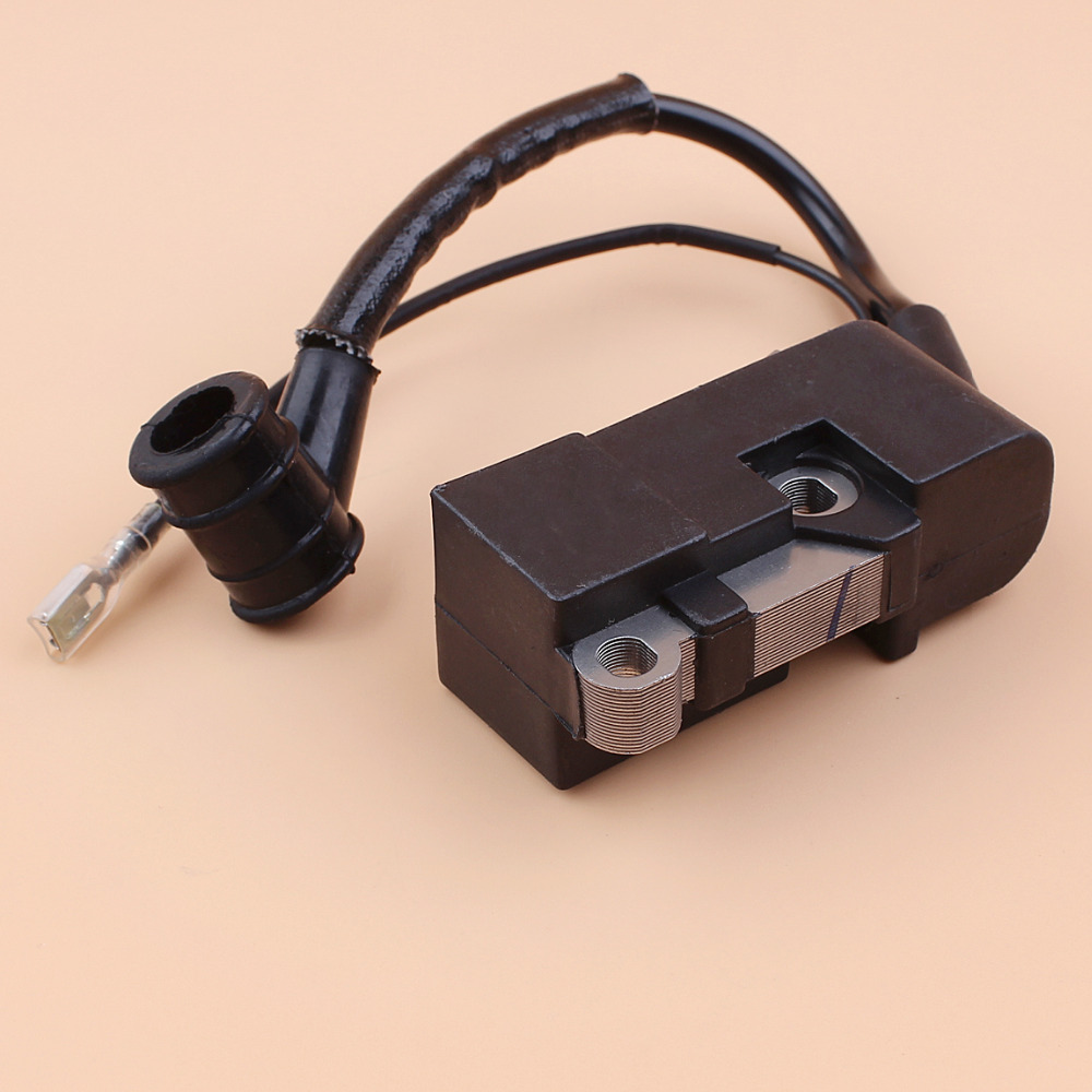 Ignition Coil Module Magneto Chinese Chainsaw 4500 5200 5800 45cc 52cc 58cc Spare Parts