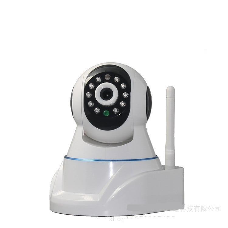 HD 720P P2P  IP Camera Wireless Wifi with Pan/Tilt SD Card Slot 1.3 MegaPixel CMOS LENS and IR Cut 720p(1280x720) homtrol ht sc800e hd wireless indoor ip camera memory storage audio recording tf card slot ir cut infrared ip camera wifi