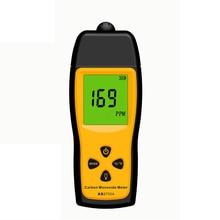 Handheld carbon monoxide detector gas analyzer portable CO gas leak detector Alarm Buzzer AS8700A
