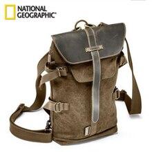 National Geographic NG A4569 Canvas Professional Camera Bag Portable Carry Bag Soft Shoulder Bag For Digital