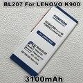 3100mAh BL207 Phone Battery for LENOVO K900 Battery