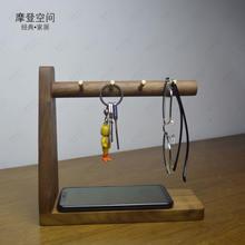 Настольный стеллаж для хранения мелочей настольная подставка