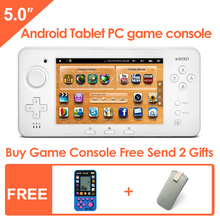 JXD S5100 5 0 inch Touch Screen font b Android b font Handheld Game Console Tablet