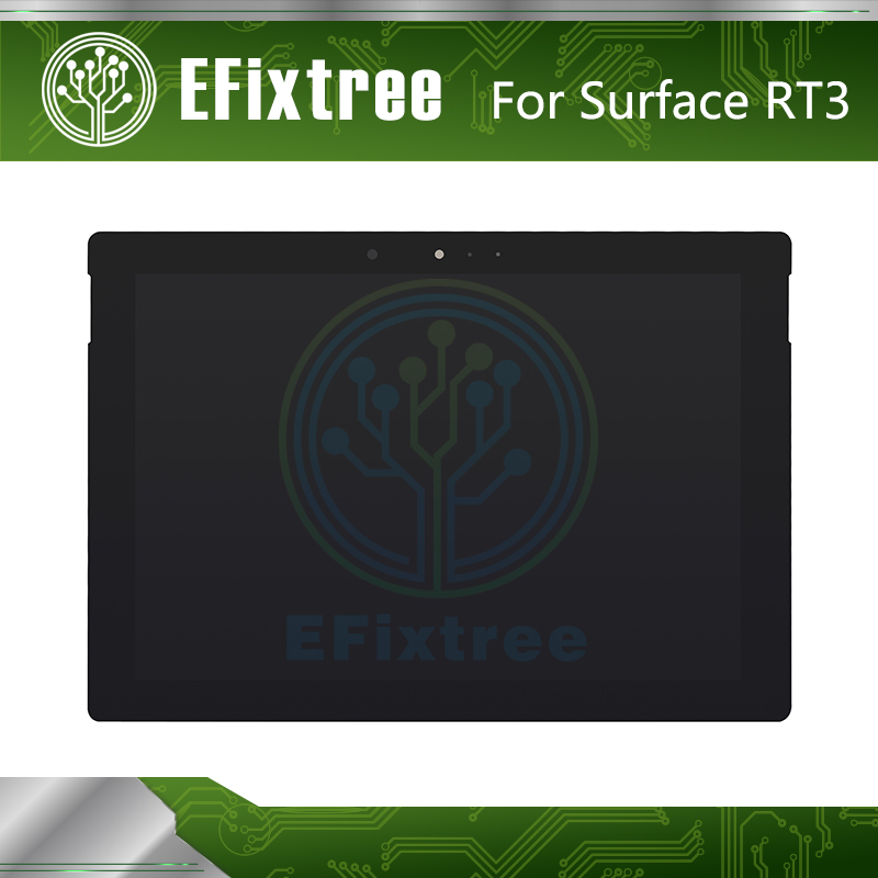 Original LCD Display Touch Screen Digitizer Panel Assembly For Microsoft Surface Pro 1645 RT3 10.8 Inch new 10 6 inch for microsoft surface pro 1 pro1 touch digitizer lcd display touch screen display assembly free shipping