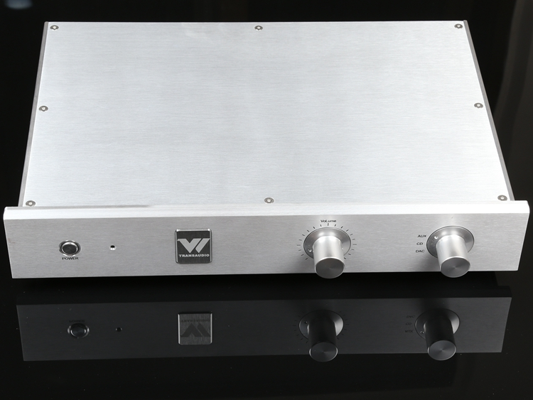 Finished Hiend JC2 FET Class A preamplifier base on Mark JC-2 preamp