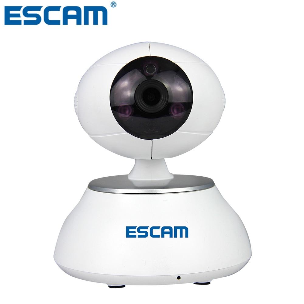 ФОТО ESCAM QF550 HD 720P Indoor IP Camera Night Vision H.264 1/4 CMOS P2P WIFI IR Home Security Surveillance CCTV Mini Camera
