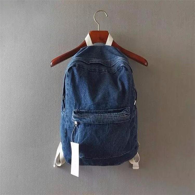 HTB1ijAuKpXXXXc4XVXXq6xXFXXXN - Denim backpack school bags for girls deep blue and light blue