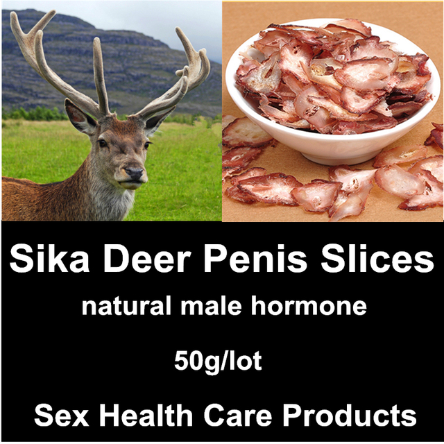 Getrocknete Sikawild Penis Hoden Scheiben Chinesische Sex Produkte ...