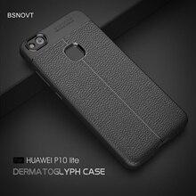Yumuşak silikon kılıf için Huawei P10 Lite durumda P40 Lite E P40 Pro P20 P30 P10 artı kapak telefon tampon huawei onur için 30S