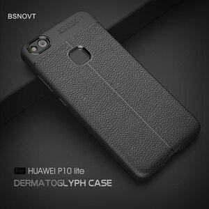 Image 1 - Étui en Silicone souple pour Huawei P10 Lite étui P40 Lite E P40 Pro P20 P30 P10 Plus housse de protection pour Huawei Honor 30S