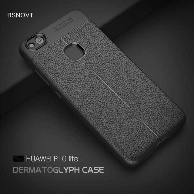 Étui en Silicone souple pour Huawei P10 Lite étui P40 Lite E P40 Pro P20 P30 P10 Plus housse de protection pour Huawei Honor 30S