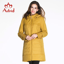 2017 Astrid Fashion Autumn and Winter Coat Plus Size Women Coats Spring Woman Jacket High Quality Jackets Winter Coat AM-2181