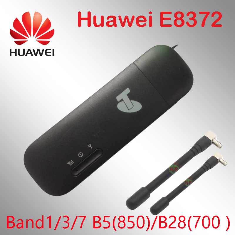 Unlocked Huawei E8372h-608 4g 3g Usb Wifi Modem 3g 4g Car Wifi Stick E8372 Lte 3g 4G Wifi Router 4G Mifi Modem Wireless