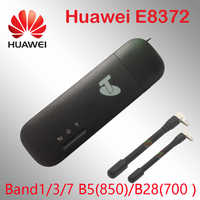 Unlocked Huawei E8372h-608 4g 3g usb wifi modem 3g 4g car wifi stick E8372 lte 3g 4G Wifi router 4G mifi Modem wireless