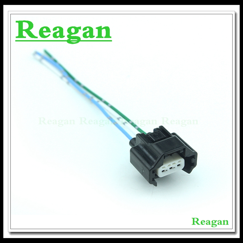 Crankshaft Camshaft Position Sensor Connector Plug Pigtail For 350Z Altima Maxima Murano NV2500 Quest Titan Infiniti
