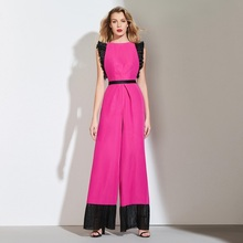 Tanpell jumpsuit prom dresses dark plum short sleeves floor length a line dress women formal evening party custom long gown