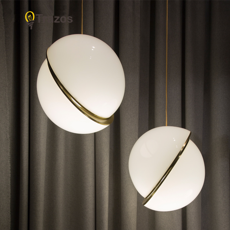 Nordic Modern led Pendant Lights for Kitchen Dining Room Pendant Lamp for Coffee House Bedroom Suspension Hanging Ceiling Lamp