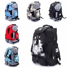 Встроенный рюкзак для коньков Сумка роликовые коньки обувь, рюкзак, сумка Rollerblade рюкзак мешок для взрослых Рюкзак Сумка