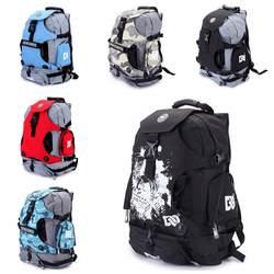 Inline рюкзак для коньков Сумка роликовые коньки, ботинки рюкзак сумка Rollerblade рюкзак сумка для взрослых Рюкзак Сумка