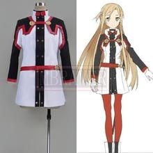 Sword Art Online The Movie: Ordinal Scale Asuna Yuuki Cosplay Costume