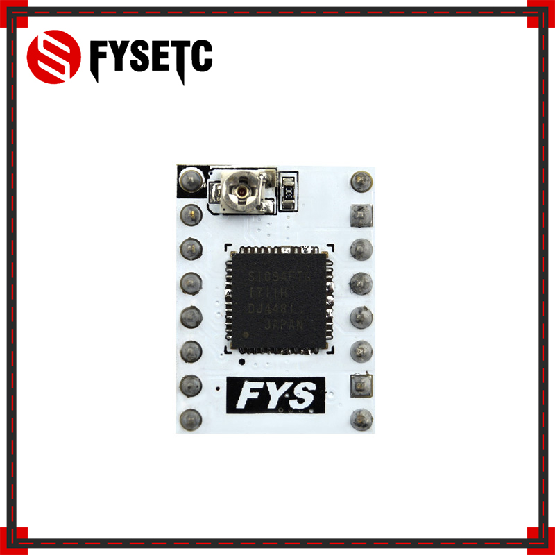 10pcs 3D Printer Stepstick S109 Stepper Motor Driver TB67S109 Compatible with 57 Stepper Motor Pololu pin