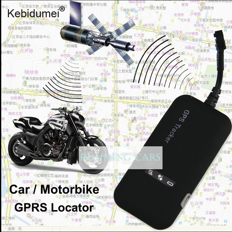Kebidumei Alarm-System Tracking-Device Gps-Tracker GT02A GPRS Realtime Mini Car GSM