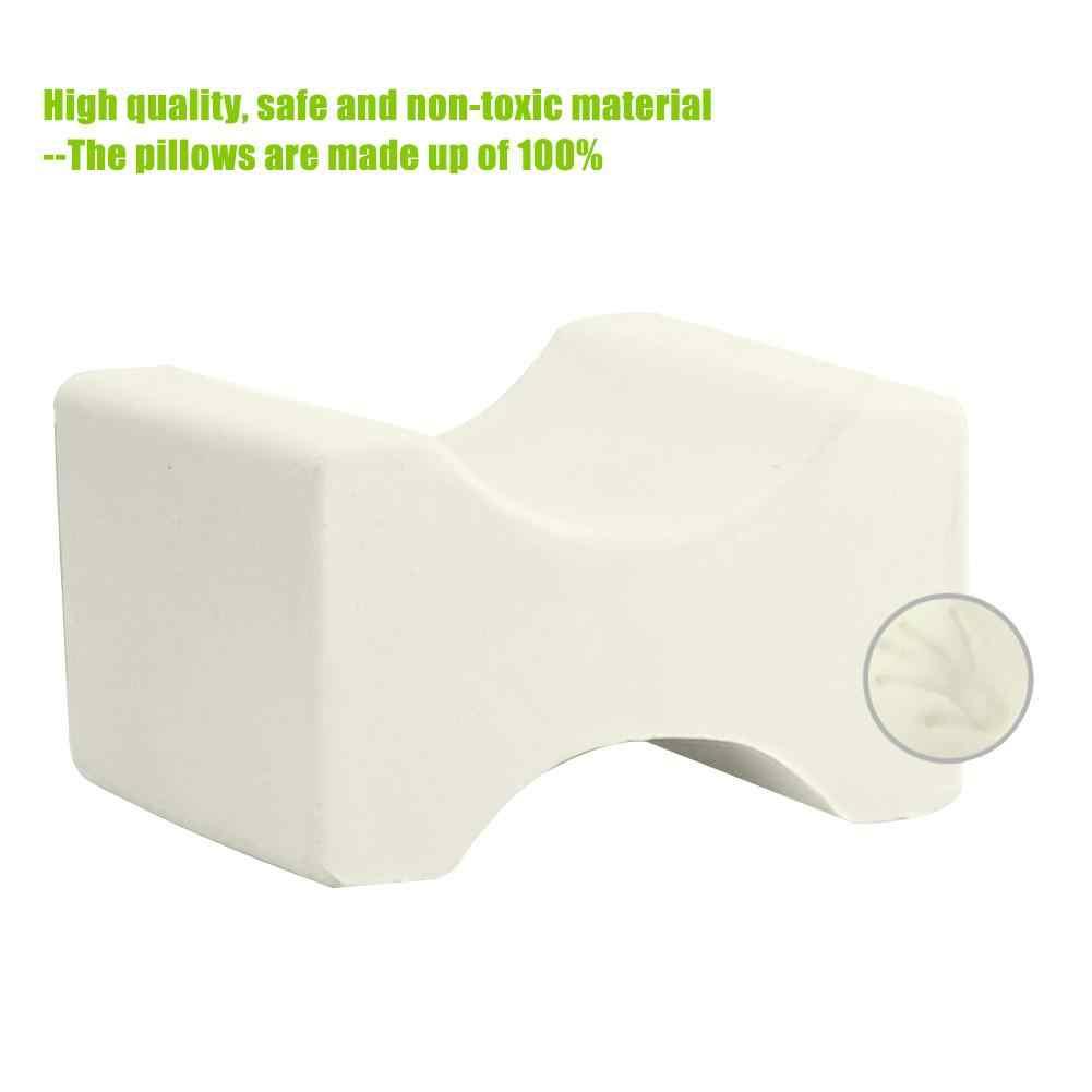 Оптовая продажа подушка для ног Memory Foam наколенник подушка для ног поддержка для ног Подушка для колена Sciatica задняя Бедро совместное Обезболивание подушка
