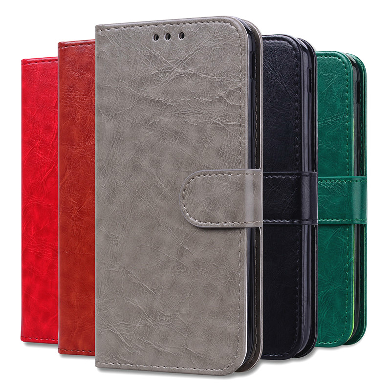 Luxury Wallet Case For Xiaomi Redmi Note 5 Pro Case Leather Flip Cover Redmi Note 5 Global Phone Case For Xiaomi Note 5 Funda