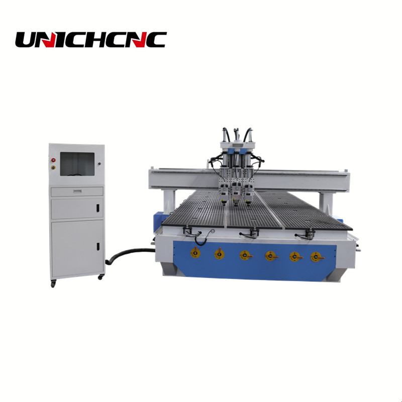 Most Popular 2000*3000mm Cnc Router Machine Three Process