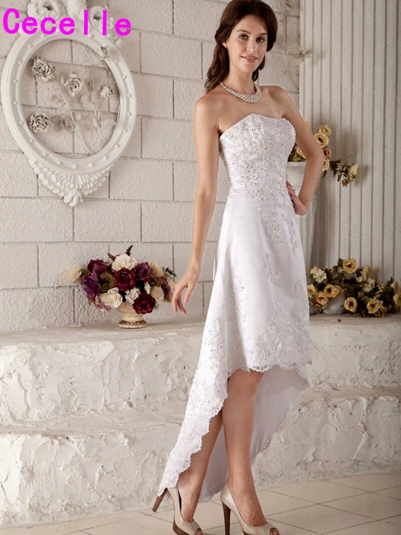 Ziemlich Informelle Kurze Brautkleider Fotos - Hochzeit Kleid Stile ...