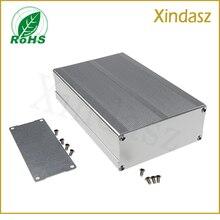 2 шт./лот алюминиевые коробки корпуса, алюминиевый корпус электроники, алюминиевый корпус 150*97*40 мм