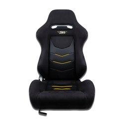 Asiento ajustable OEM SPE y YC101454-BK de asiento de coche deportivo de carreras de tela de novia
