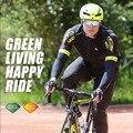 Santic велосипедная куртка для мужчин без рукавов термальная велосипедная одежда ветрозащитный дорожный велосипед Джерси Горные Ropa Ciclismo ...