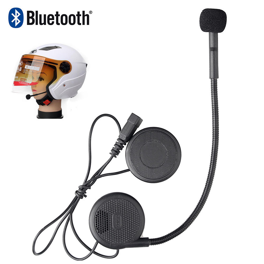 FreedConn L1 MINUS Helmet Bluetooth Headset Motorcycle Wireless Headphone Stereo Music Earphone Handsfree With Mic For Phone GPS
