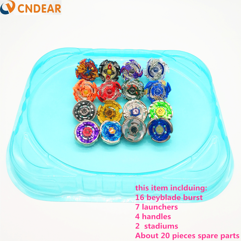 Beyblade burst stadium with launcher beyblade burst Metal Funsion B48 B66 B41 B59 B36 B37 B35 B34 for Children Toy 16 modles mix волчок qaulity beyblade 42104